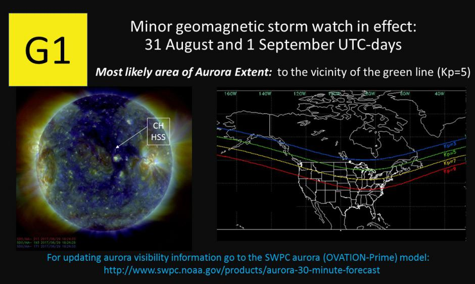 G1 Watch for 31 Aug - 1 Sep