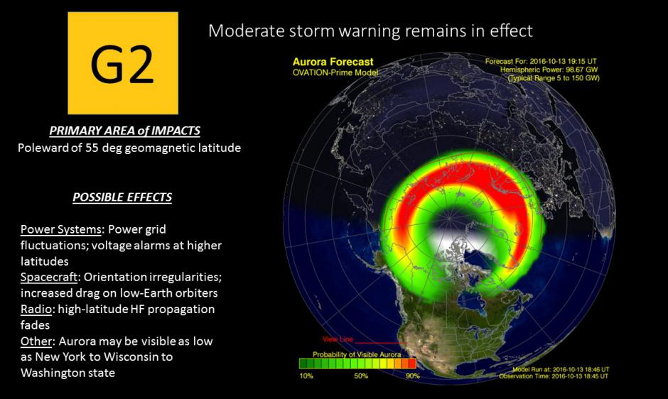 solar storm vs geomagnetic storm - photo #30