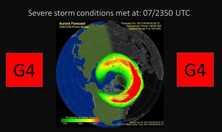 solar storm vs geomagnetic storm - photo #36