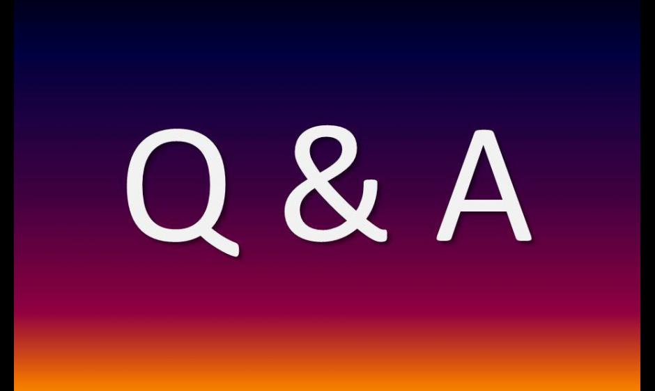 An image depicting the characters Q & A