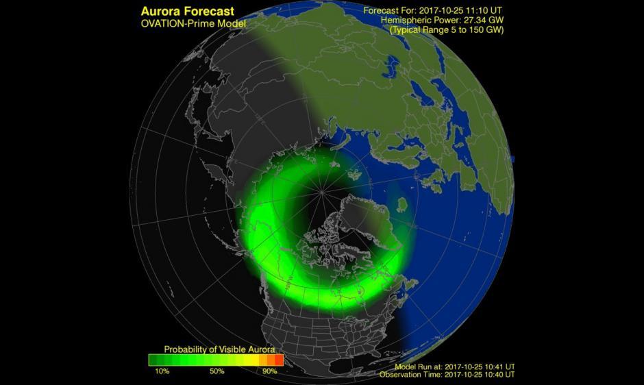 Aurora Ovation Model