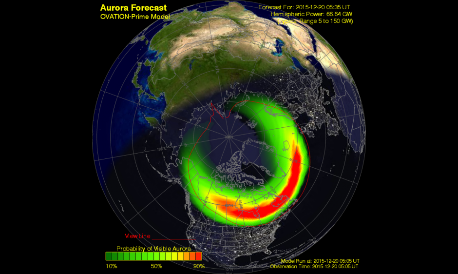 G2 (Moderate) Geomagnetic Storms Observed on 20 December ...