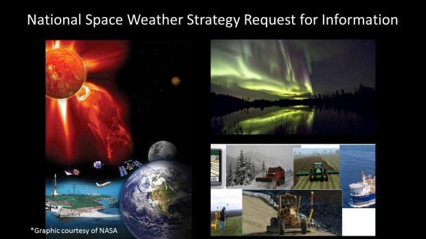 Space Weather Strategy RFI
