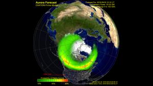 Aurora Forecast Model