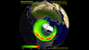 OVATION-Prime Aurora Forecast Model