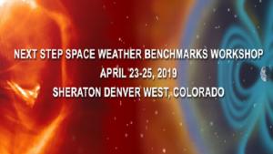 Benchmarks Workshop April 23-25 in Denver