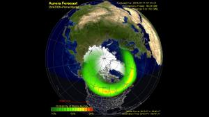 Ovation Aurora Forecast Model