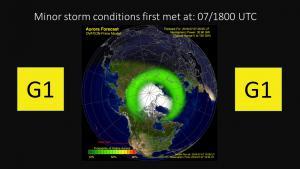 G1 Auoral Oval forecast 07/1800-2100 UTC