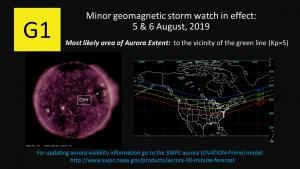 G1 Watch 5-6 Aug, 2019