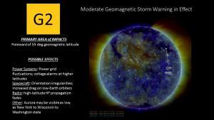 G2 Warning