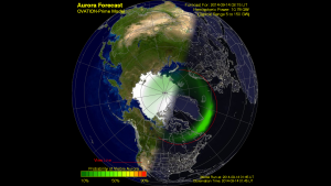 Current Auroral Map