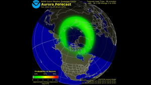 Improved Aurora Forecasts at the Space Weather Prediction Center